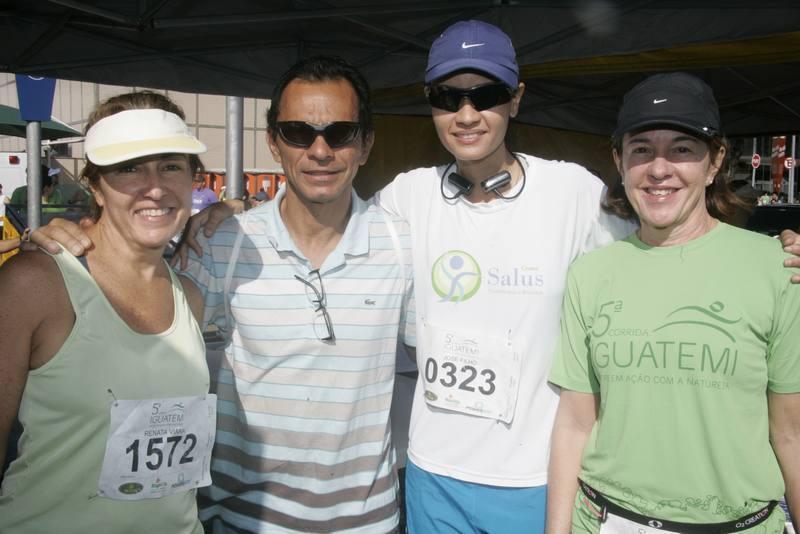 Renata Viana, Andrade Filho, Patricia Melo e Adriana Pontes