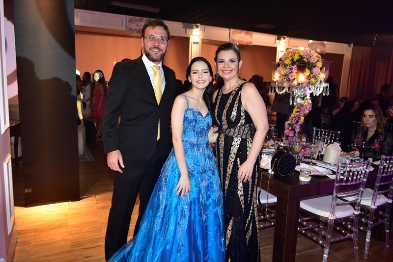 Marcio Cavalcante, Julia, Janaina Cavalcante