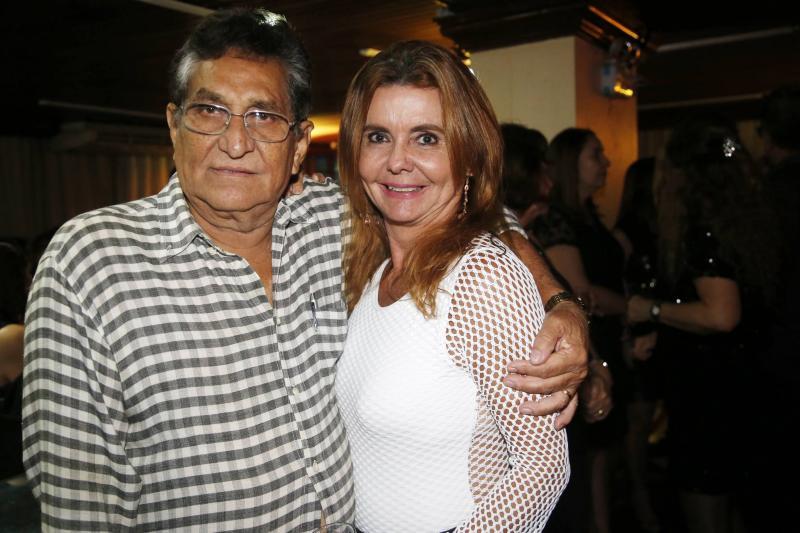 Francisco Santos e Miriam Braga