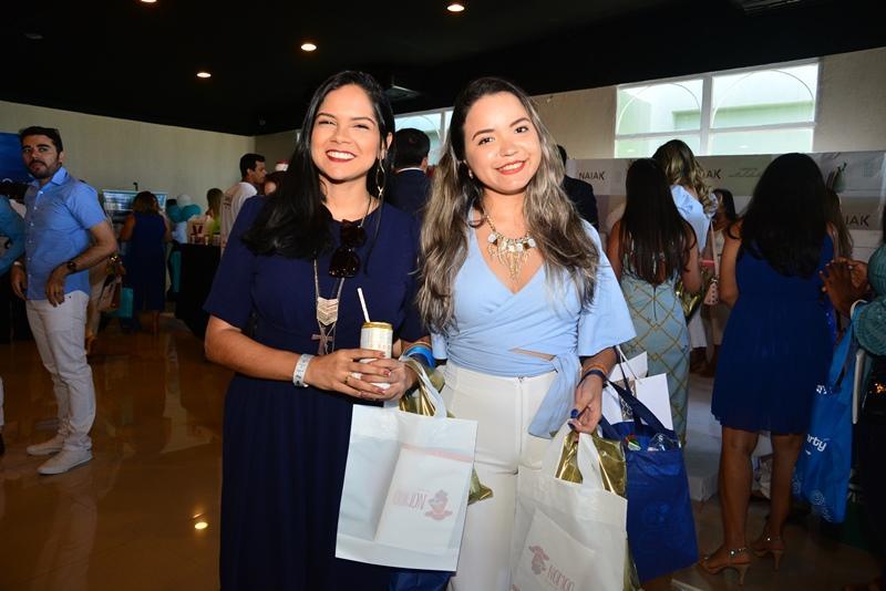 Joana Marques e Katielle Oliveira