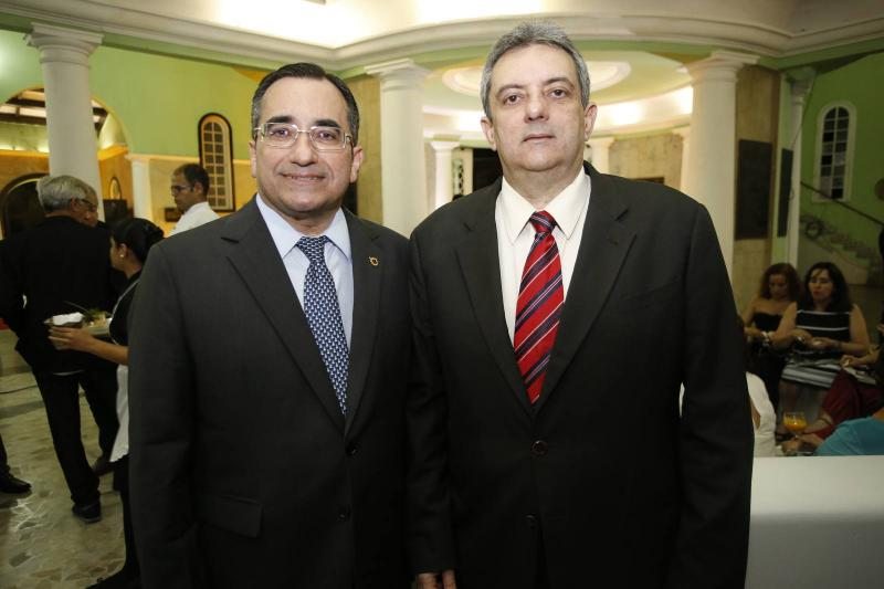 Jardson Cruz e Joaquim Guedes Neto