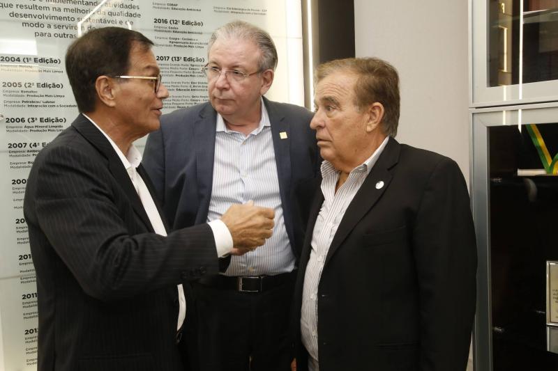 Beto Studart, Ricardo Cavalcante e Claudio Targino 1