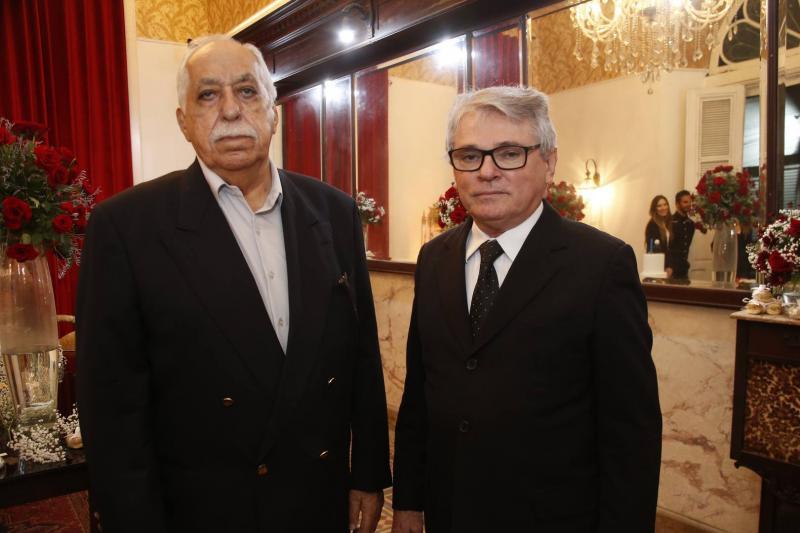 Rodrigo Otavio e Jose Carlos