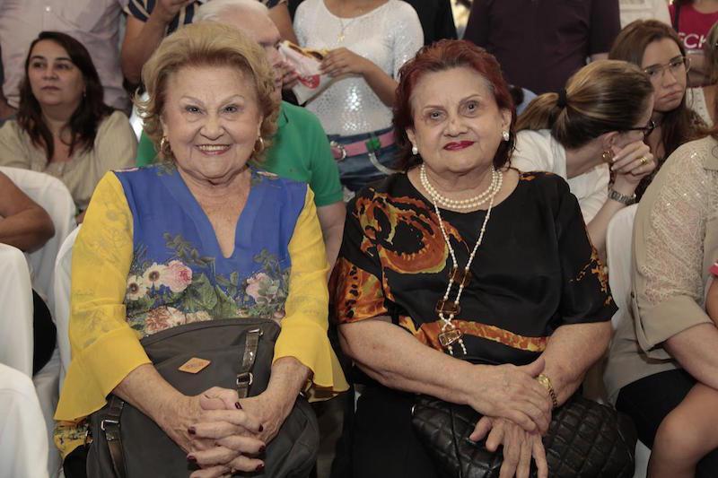Ivone Queiroz e Clea Queiroz