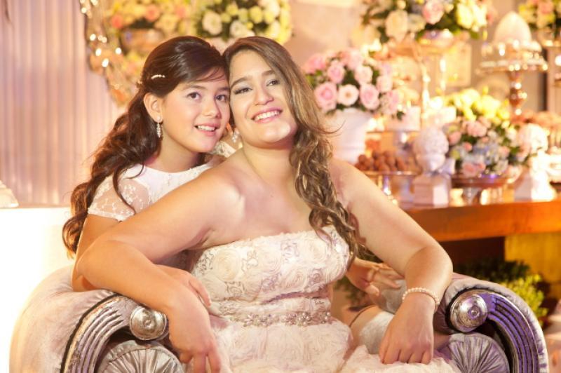 Bianca e Amanda Melo