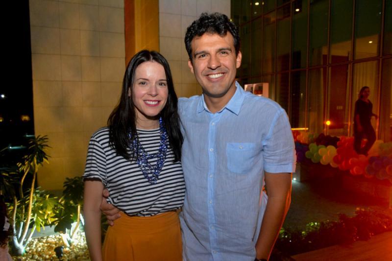 Carlota e Weman Oliveira