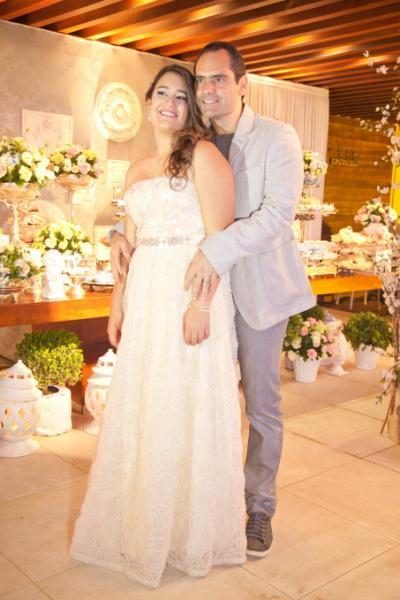 Amanda e Tarso Melo