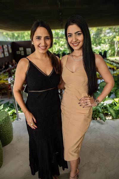 Nathalia Holanda e Carolina Ary