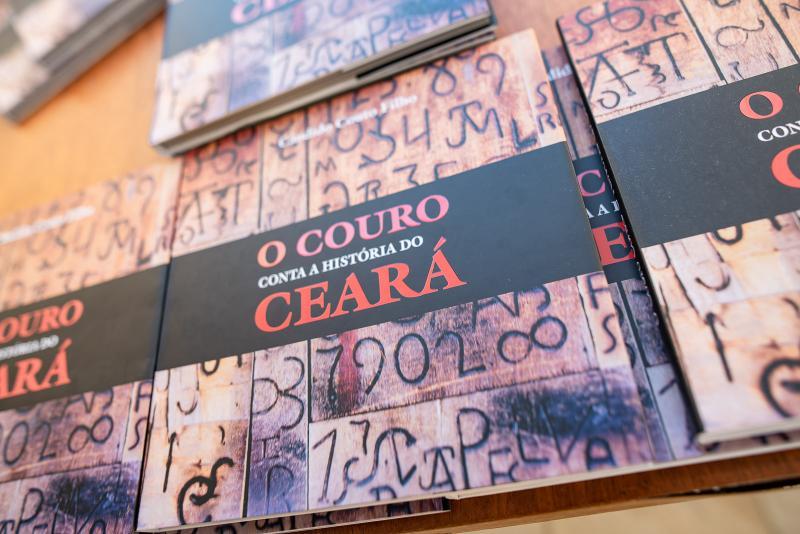 Palestra O Couto Conta a Historia do Ceara