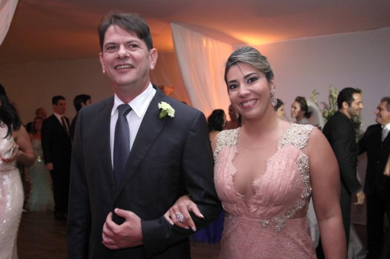 Cid e Maria Celia Gomes