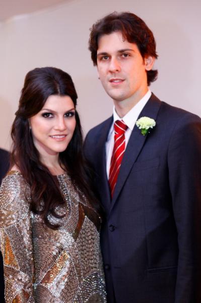 Liana Otoch e Henrique Brasil