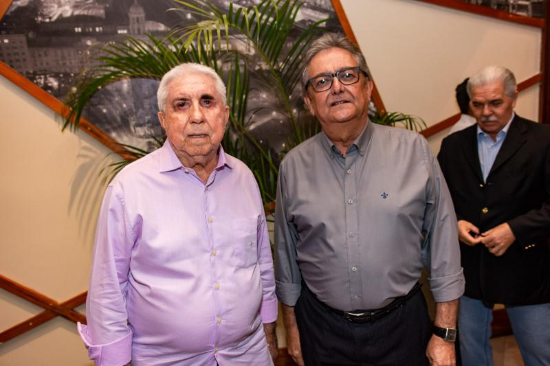 Antonio Oliveira e Arnaldo Vidal
