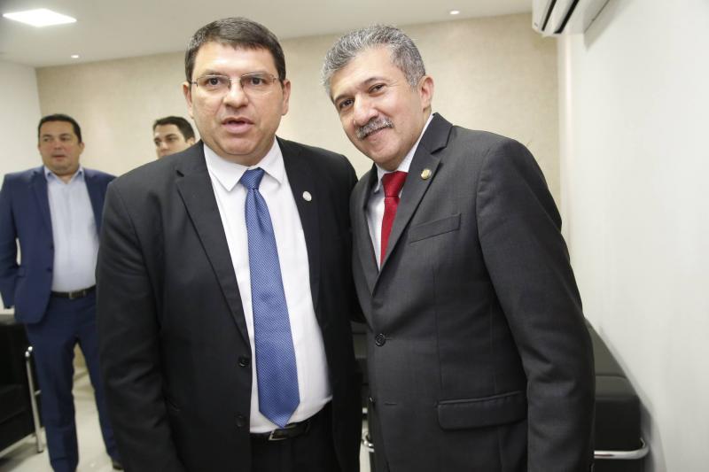 Sergio Lopes e Antonio Henrique 2