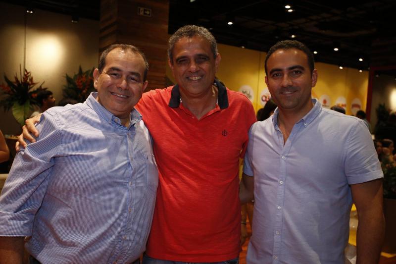 Fabio Ambrosio, Andre e Reno Vercosa