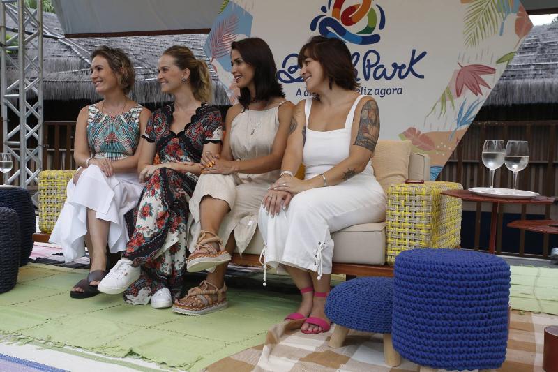 Shirley Hilgert, Fernanda Rodrigues, Ingrid Machado e Helen Ramos 3