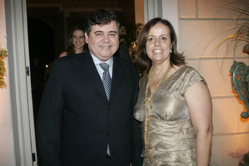 Isabel e Marcos Gomide