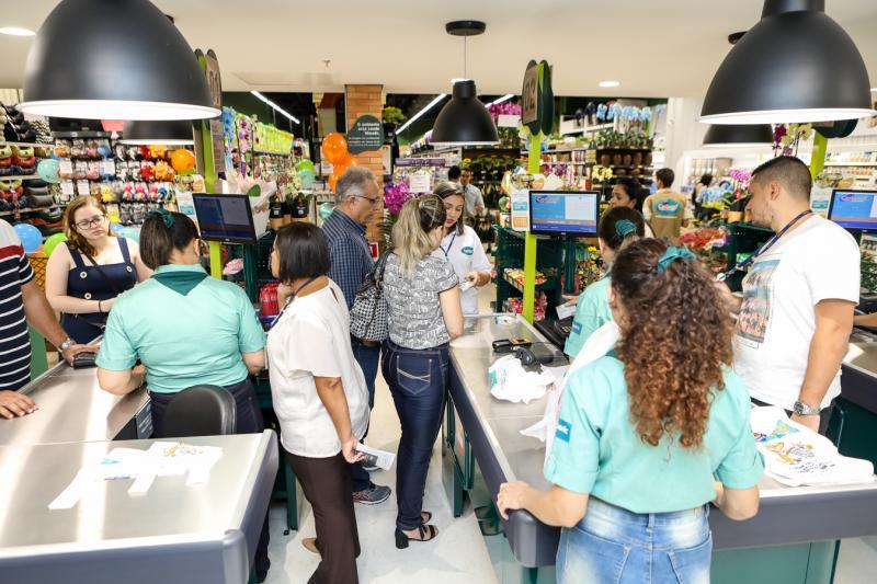 Inauguraçao Cobasi Iguatemi