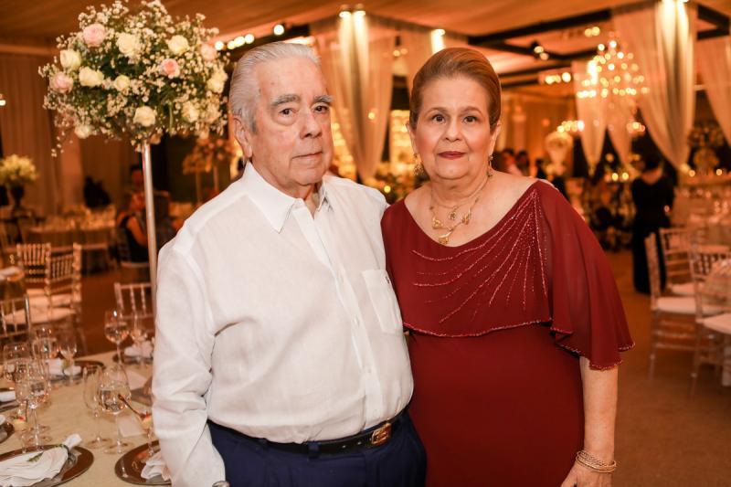 Everardo e Mercedes Moizes