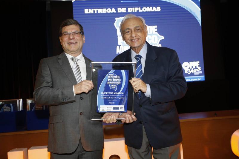 Roberto Resende e Leorne Belem