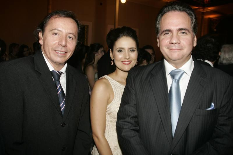 Ildefonso Rodrigues, Manuela e Ricardo Bacelar