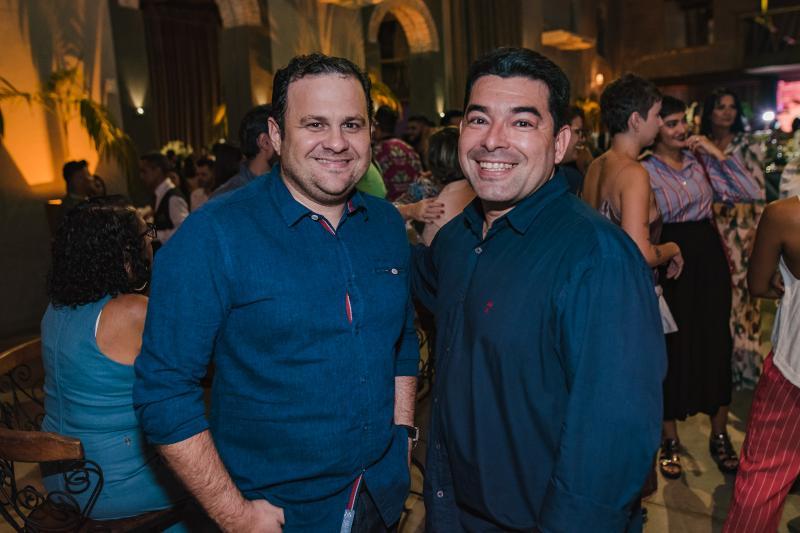 Leandro Albuquerque e Danilo Carvalho