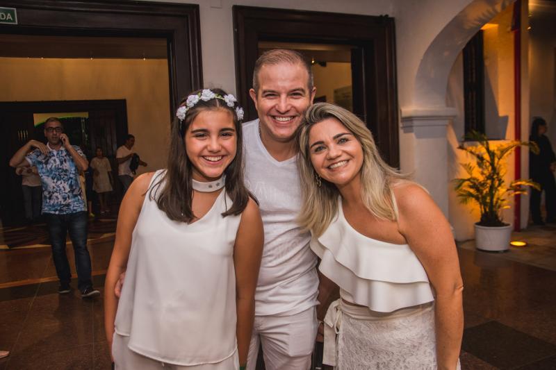 Manuela Cobo, Arnaldo Silva e Analice Silva