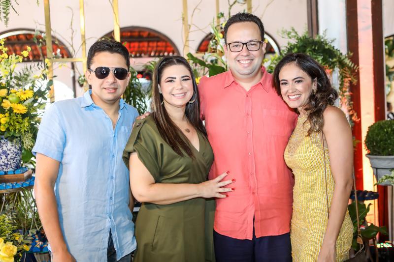 Wilian Bezerra, Ana Cristina e Danial Joca, Bia Bezerra