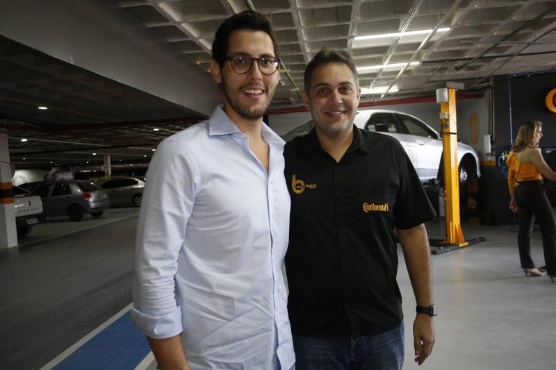 Gabriel Dias Branco e Bruno Bastos