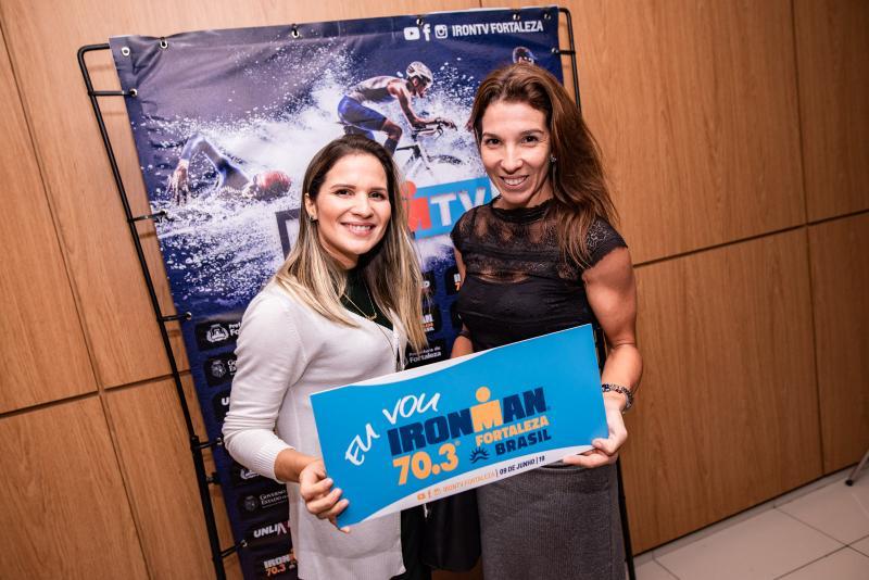 Patricia Lobo e Michelle Borba
