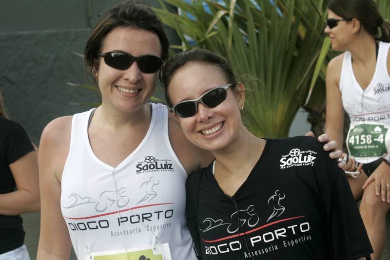 Marina Baquit e Carol Bernal