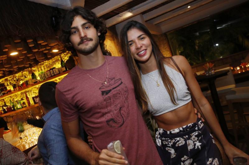 Cid Marconi e Gabriela Tavares