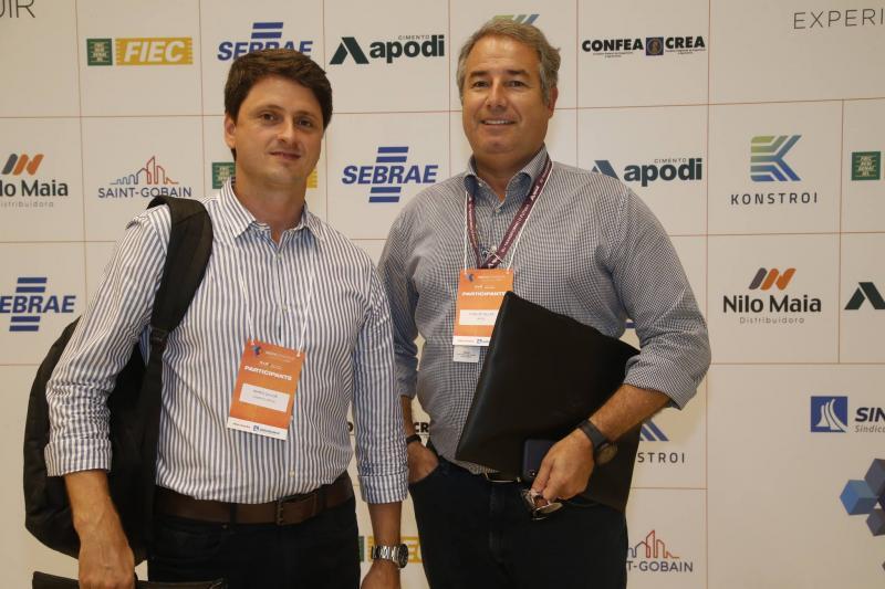 Mario Guilge e Carlos Telles