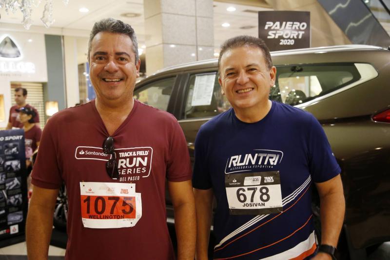 Wellington Alves e Josivan Josino