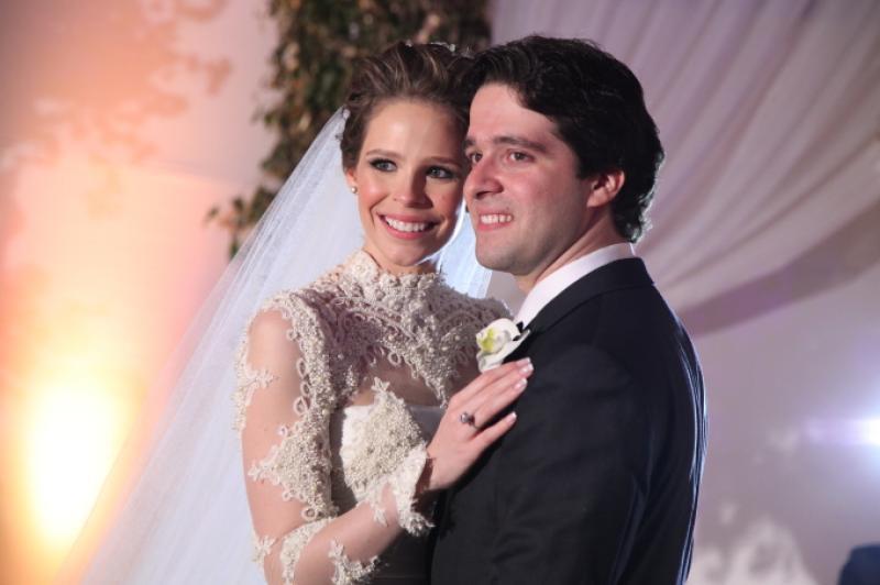 Natalia Ventura e Lucas Pontes