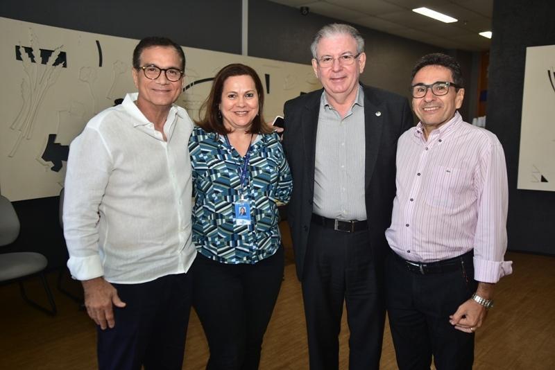 Beto Studart, Marta Campelo, Ricardo Cavalcante, Airton Goncalves