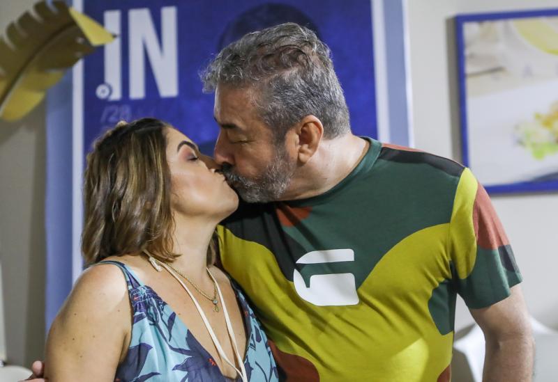 Helena e Claudio Silveira