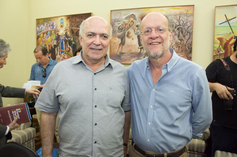 Almir Bitencourt e Jose Soares de Andrade