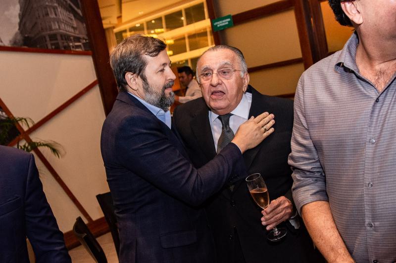 Elcio Batista e Joao Carlos Paes Mendonca