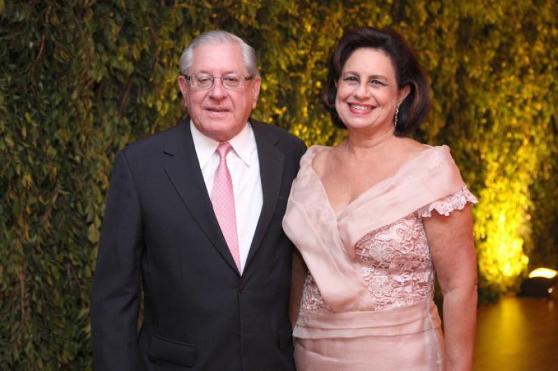 Arthur e Veronica Silva