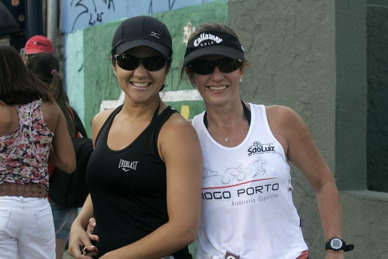 Juliana Lima e Patricia Nogueira