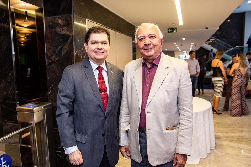 Mauro Benevides e Edson Silva