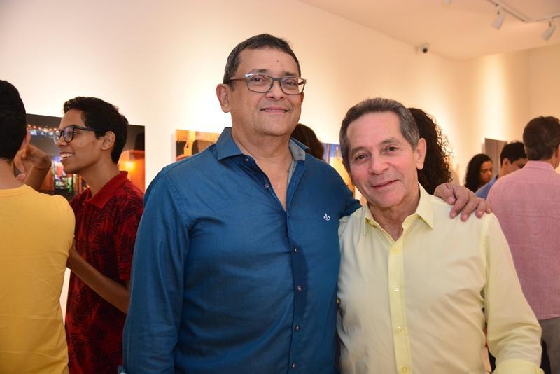 Jose Guedes e Heitor Ferrer