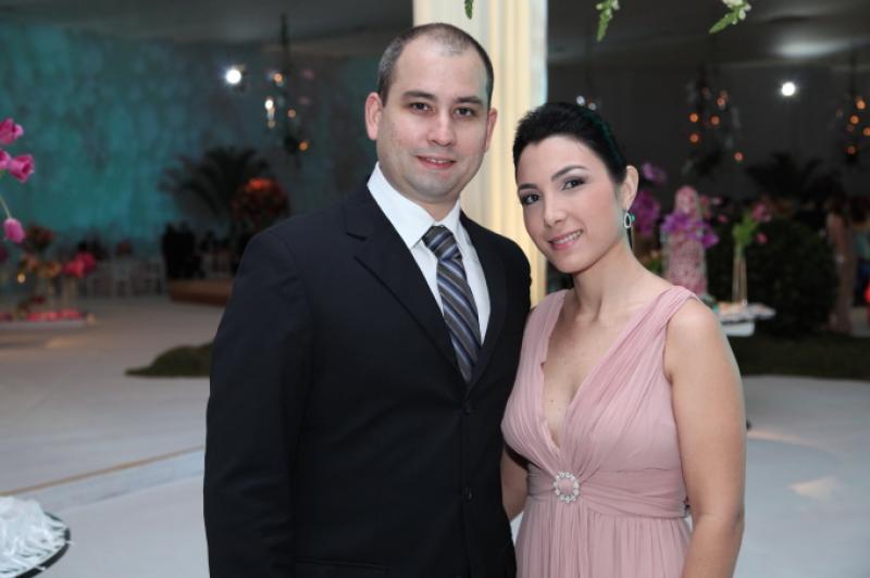 Andre e Danielle Linheiro