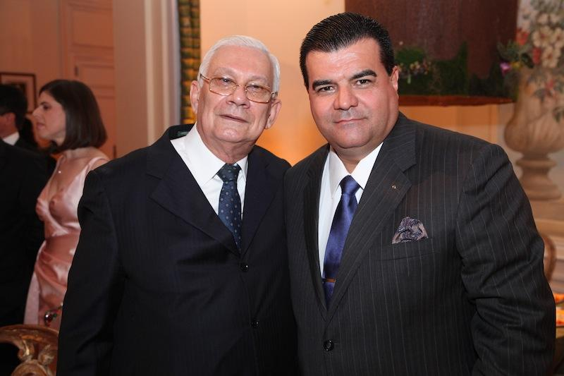 Roberto Prudente e Odmar Feitosa