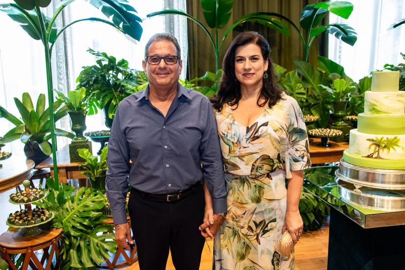 General Gomes de Matos e Sandra Gomes de Matos