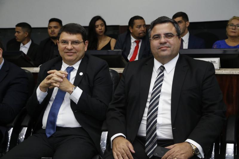 Sergio Lopes e Fabio Timbo