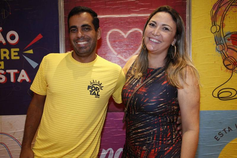 Leo Ribeiro e Elivane Medeiros 1