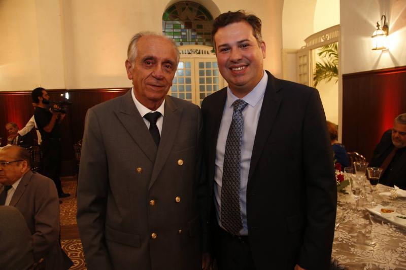 Joao Guimaraes e Samuel Dias