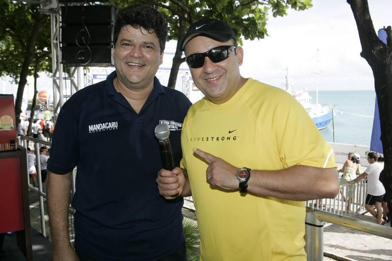 Colombo e Paulinho Leme