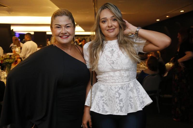 Stella Salles e Tatiana Gomes